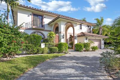 Palm Beach Farms, Palm Beach Farms Co 10 Of North Deerfield Pb6p1 Single Family Home For Sale: 1501 SW 21st Street