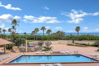 Jupiter Condo For Sale: 300 Ocean Trail Way #206