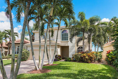 Delray Beach Single Family Home For Sale: 7969 Monarch Court