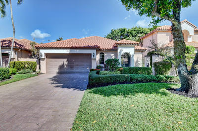 Boca Raton Single Family Home For Sale: 2123 NW 59th Street