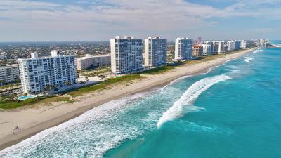 Boca Raton Condo For Sale: 3000 S Ocean Boulevard #201