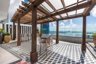 Miami-Dade County Condo For Sale: 1300 S Miami Avenue #Ph5003