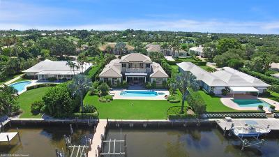 North Palm Beach Single Family Home For Sale: 11975 Lost Tree Way