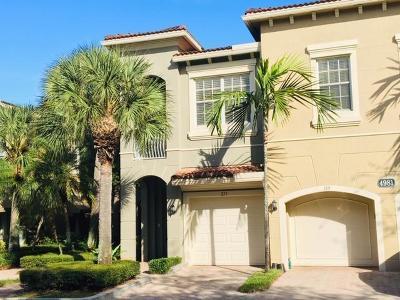 Palm Beach Gardens Condo For Sale: 4981 Bonsai Circle #213