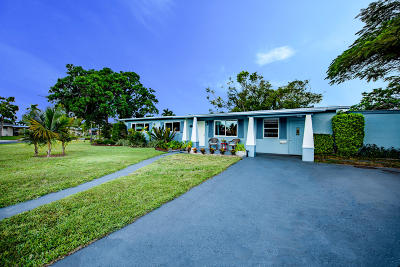 Pompano Beach Single Family Home For Sale: 2375 NE 9th Street