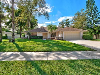 Wellington Single Family Home For Sale: 13652 Ishnala Circle