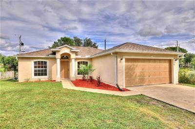 Vero Beach Single Family Home For Sale: 8316 101st Avenue