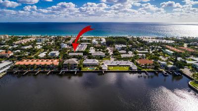 Delray Beach Condo For Sale: 301 Venetian Drive #11