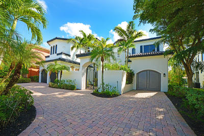 Boca Raton Single Family Home For Sale: 17678 Circle Pond Court