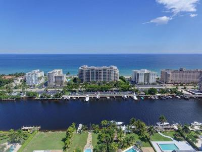 Hillsboro Beach Condo For Sale: 1063 Hillsboro Mile #407