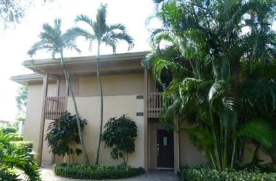 Boca Raton Condo For Sale: 19945 Boca West Drive #3142