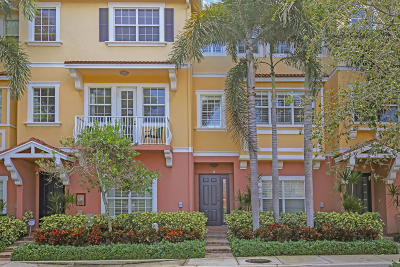 Delray Beach Townhouse For Sale: 290 NE 5th Avenue #6