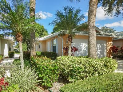 Jupiter Single Family Home For Sale: 197 Brier Circle