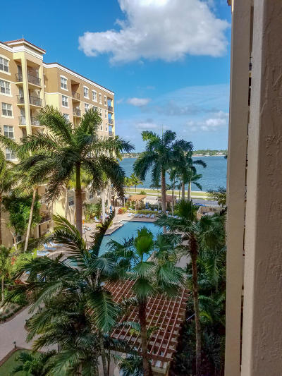 West Palm Beach Condo For Sale: 1801 Flagler Drive #509