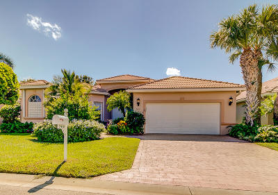 Delray Beach Single Family Home For Sale: 7412 Viale Michelangelo