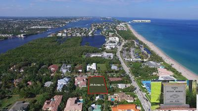 Ocean Ridge Residential Lots & Land For Sale: 2 Coconut Lane