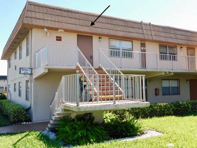 Delray Beach Condo For Sale: 96 Brittany B