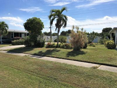 Boynton Beach Residential Lots & Land For Sale: 4196 Meadow View Drive