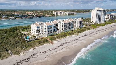 Tequesta Condo For Sale: 19670 Beach Road #Ph C1