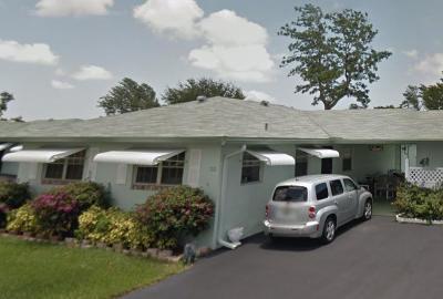 Delray Beach Single Family Home For Sale: 455 Bluebird Lane