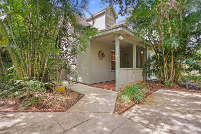 Palm Beach Gardens Single Family Home For Sale: 4894 S Kay Street