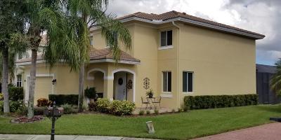 Boynton Beach Single Family Home For Sale: 9370 Cobblestone Brooke Court
