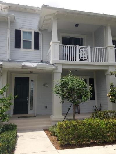 Townhouse For Sale: 1311 Jeaga Drive #1311