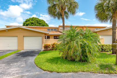 Boca Raton Single Family Home For Sale: 6395 Toulon Drive