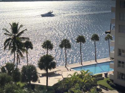 West Palm Beach Condo For Sale: 2800 N Flagler Drive #815