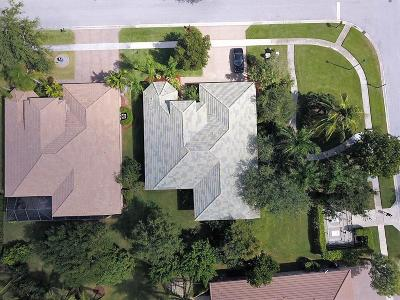 Lake Worth Single Family Home For Sale: 10318 Oak Meadow Lane