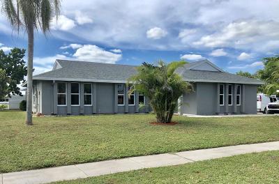 Royal Palm Beach Single Family Home For Sale: 172 Ponce De Leon Street