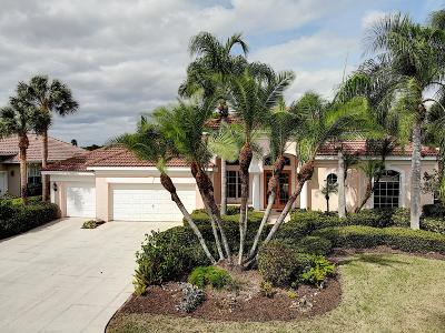 Hobe Sound Single Family Home For Sale: 5022 SE Lost Lake Way