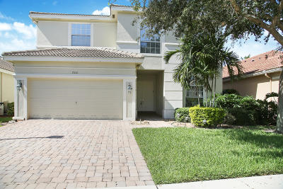 Delray Beach Single Family Home For Sale: 7850 Monarch Court