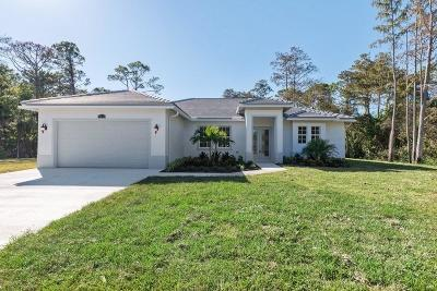 Palm Beach Gardens Single Family Home For Sale: 15647 81st Terrace