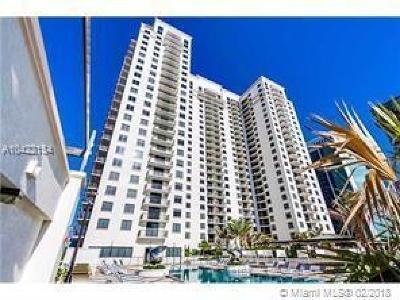 Miami Rental For Rent: 999 SW 1st Avenue #3116