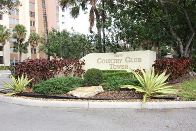 Coral Springs Condo For Sale: 10777 W Sample Road #812