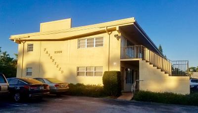 Boynton Beach Condo For Sale: 2309 S Federal Highway #11