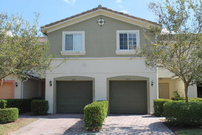 Port Saint Lucie FL Townhouse For Sale: $175,900