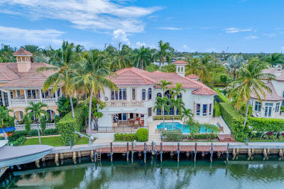 North Palm Beach Single Family Home For Sale: 761 Harbour Isle Place