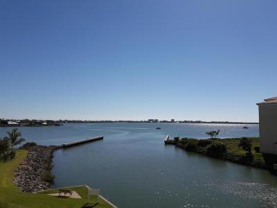 Fort Pierce Condo For Sale: 5 Harbour Isle Drive E #301