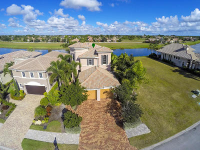 Port Saint Lucie Single Family Home For Sale: 160 SE Santa Gardenia