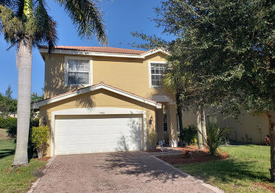 Boynton Beach Rental For Rent: 7983 Parsons Pine Drive