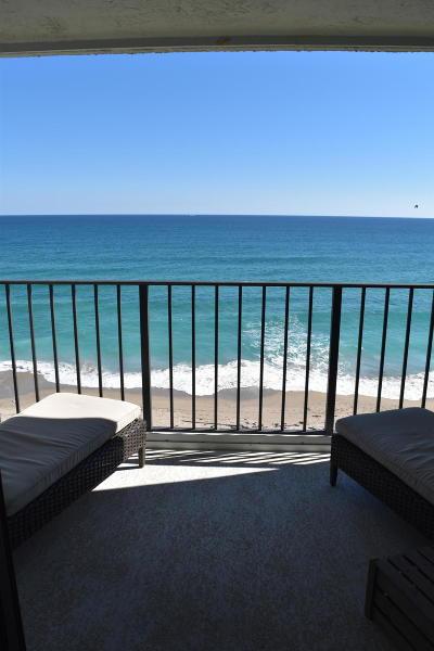 Condo Contingent: 9400 S Ocean Drive #706