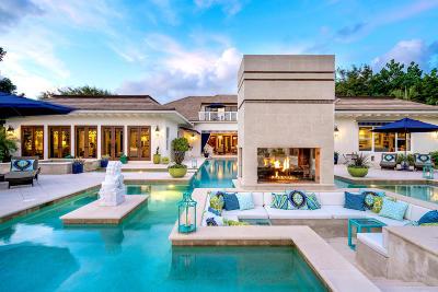 Vero Beach Single Family Home For Sale: 520 Bay Drive