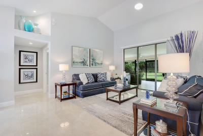 Palm Beach Gardens Single Family Home For Sale: 156 Thornton Drive