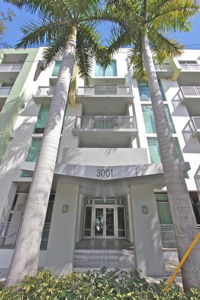 Miami Condo For Sale: 3001 SW 27th Avenue #302