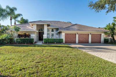 Coral Springs Single Family Home For Sale: 6756 NW 44th Court