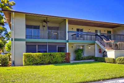 Jupiter Condo For Sale: 6314 Chasewood Drive #G