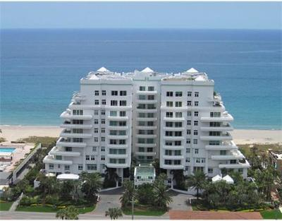 Broward County, Palm Beach County Rental For Rent: 2494 S Ocean Boulevard #J-6