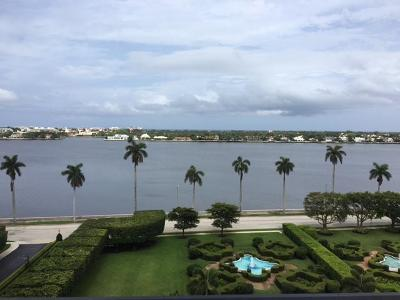 West Palm Beach Condo For Sale: 1701 S Flagler Drive #908